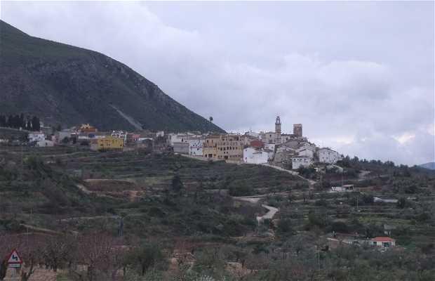 Pueblo de Almudaina
