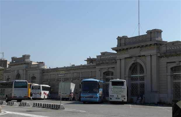 Stazione degli autobus