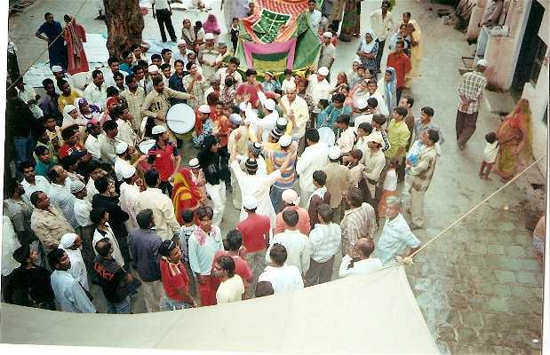Mercado de Ajmer