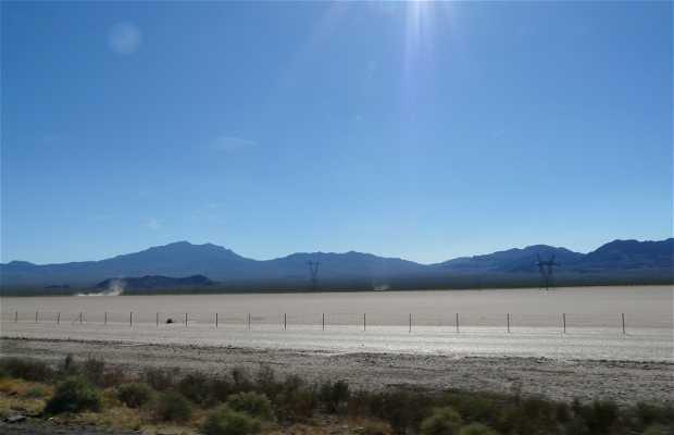 Deserto di Las Vegas