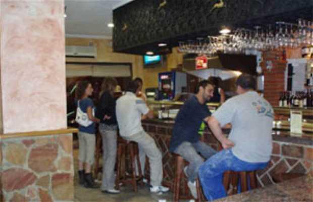 Café Bar Blanco y Negro