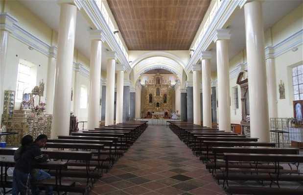 Sanctuario Otavalo