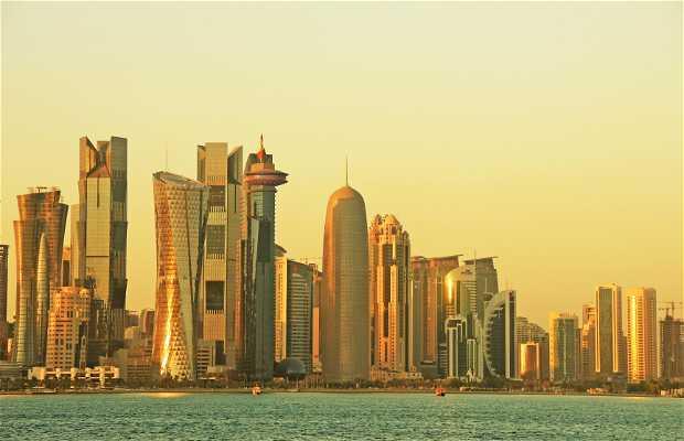 Corniche Promenade Doha