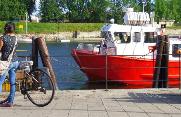 Ferry public