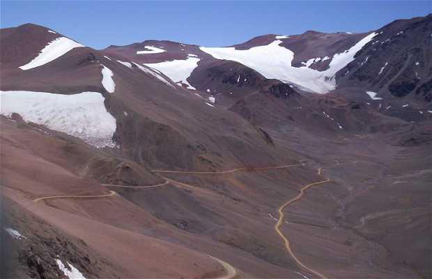 Cordillera de los Andes (San Juan)