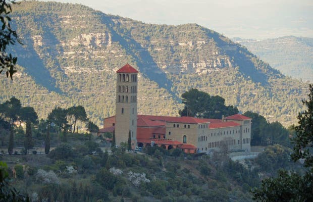Monasterio de San Benet