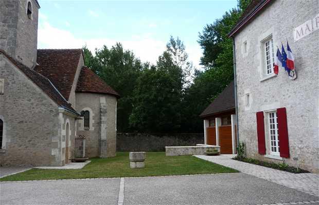 Iglesia de San Eloi (Église de Saint Eloi)