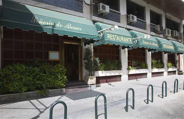 Señorio De Alcocer Restaurant