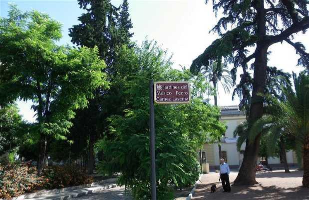 Jardines del Músico Pedro Gánez