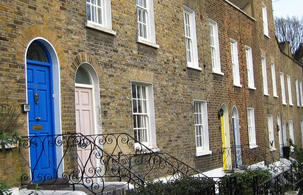 Barrio de Hampstead