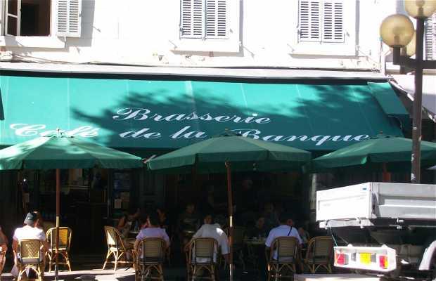Cafe de la Banque