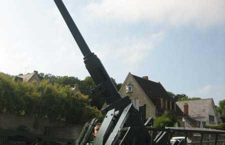 Memorial Museum of the Normandy Battle