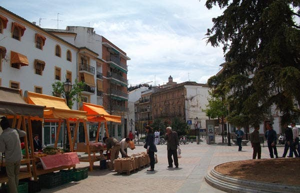 Ecological Market of Antequera