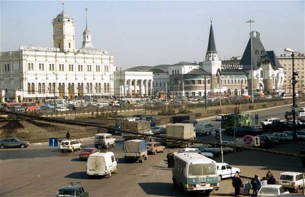 Plaza Komsomolskaya