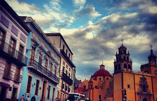 Catedral Basílica Coliagata de Ntra. Sra. de Guanajuato