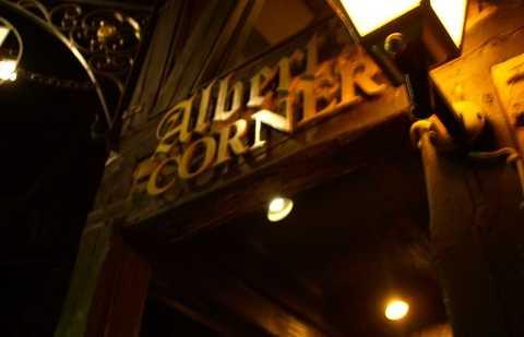 Restaurant-Pub Albert´s Corner