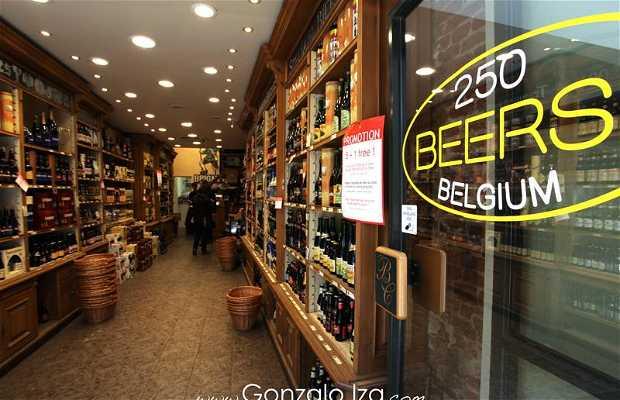 250 Beers Belgium