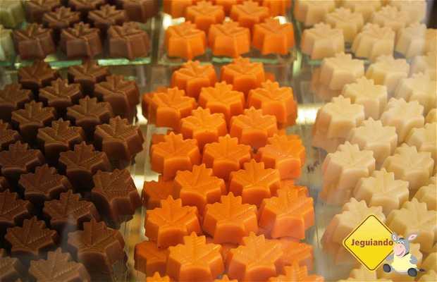 Chocolatería Bruno Alves