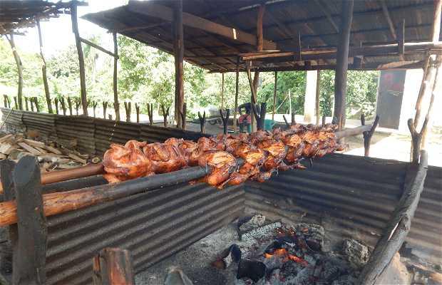 Pollos a la Puya
