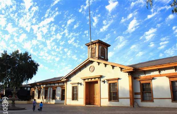 Estacion de ferrocarriles Copiapó