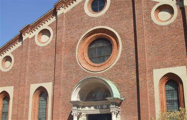 Santa Maria delle Grazie al Naviglio