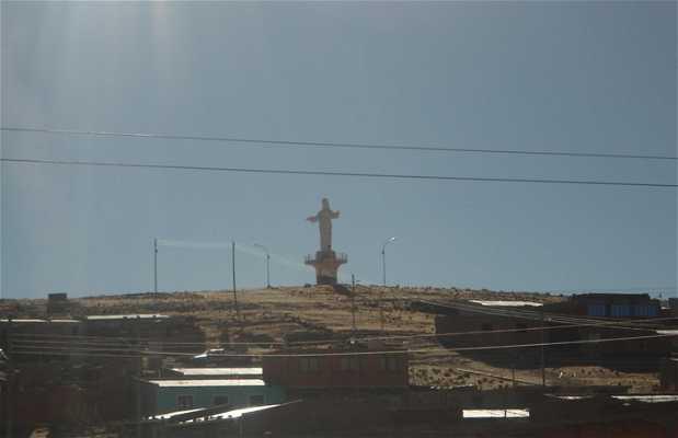 Cristo de Villazon