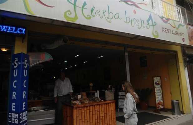 Restaurante Hierba Biena