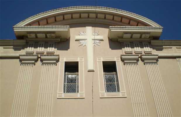 Eglise de Sainte Marie Couronnée - Gibraltar