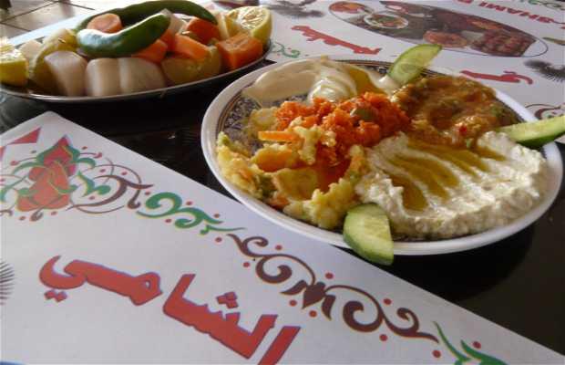 Ristorante Al-Shami, Aqaba
