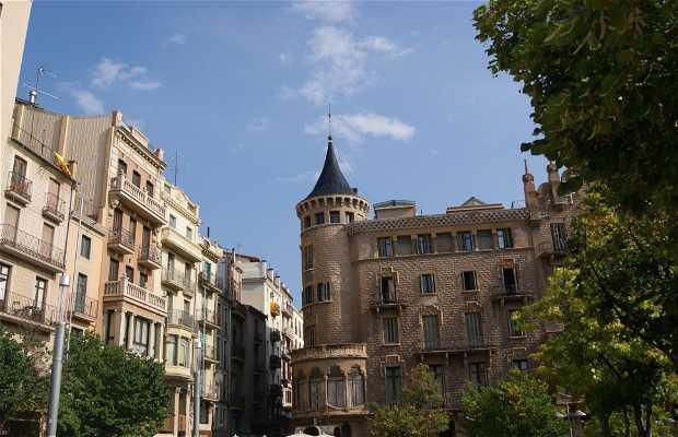 Plaza de Sant Domènec, Manresa