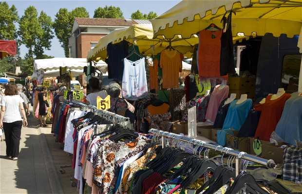 Mercado de Castanet-Tolosán