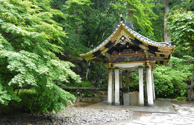 Mausoleo Taiyuin (大院廟)