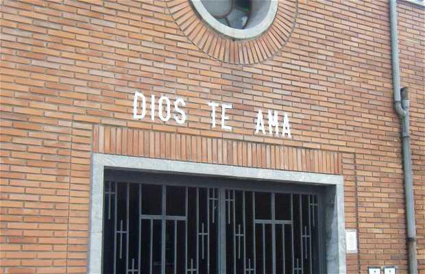 Eglise de Santa Marina