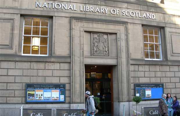 Biblioteca Nacional de Escocia