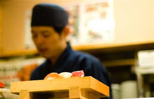 Yadaisu Sushi