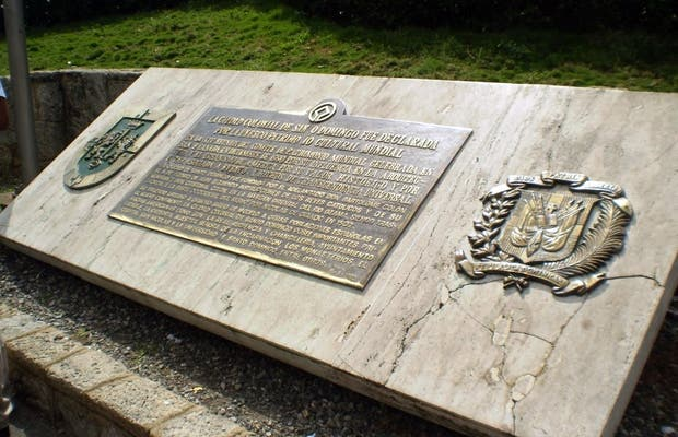 Monument de la ville coloniale