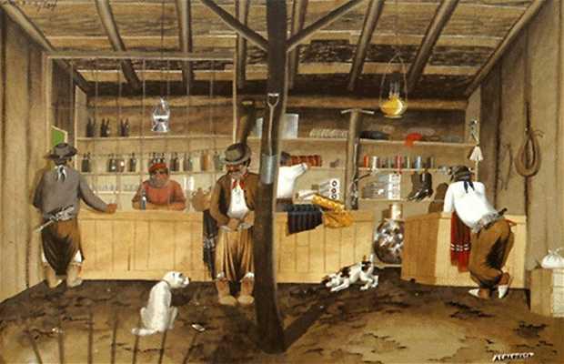 Florencio Molina Campos Pintor del Gaucho Argentino en