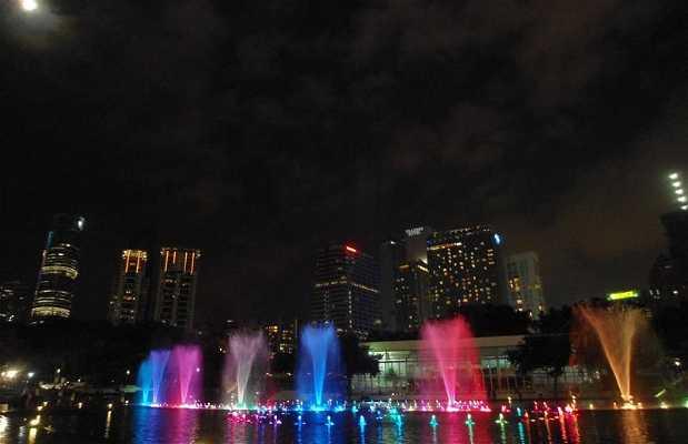 Fontaine Petronas