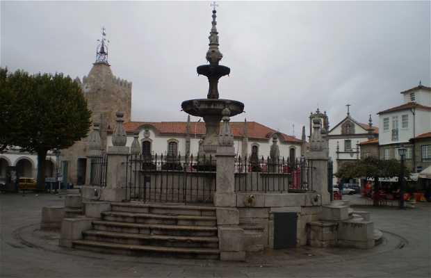 Plaza Consejero Silva Torres