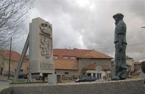 El Monumento al Cantero