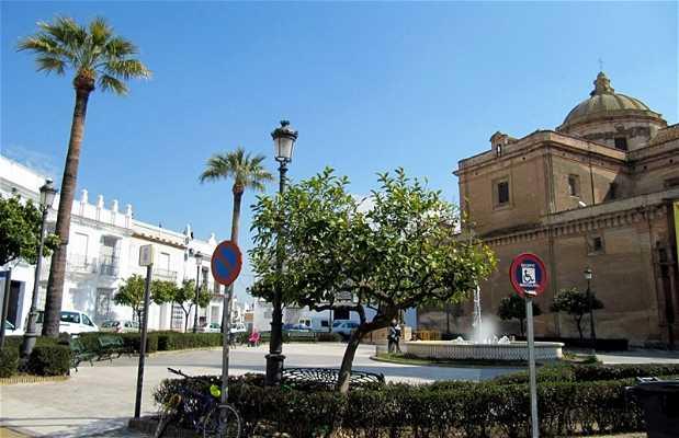 Plaza Nuestra Señora de Montemayor