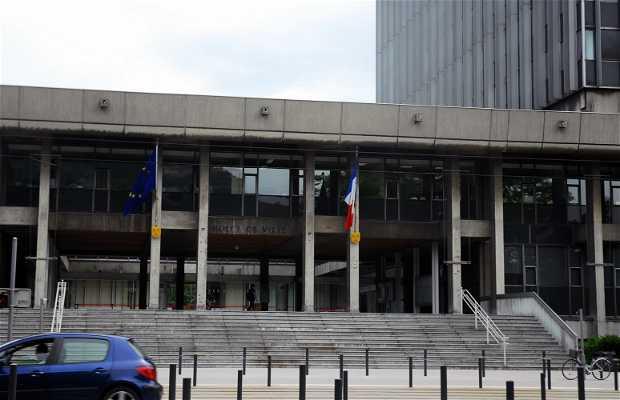 Hôtel de ville de Grenoble