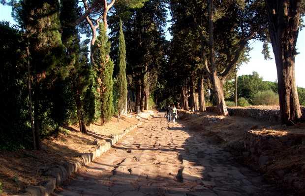 The Appian Way (Via Appia)