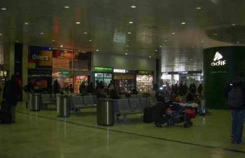 Gare Sants