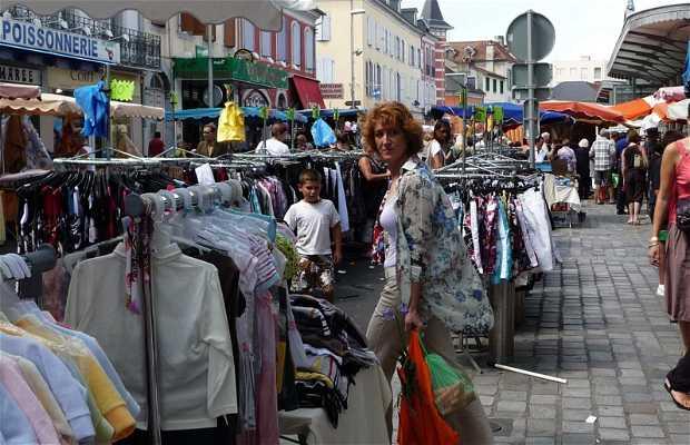 Market Place Marcadieu Halle