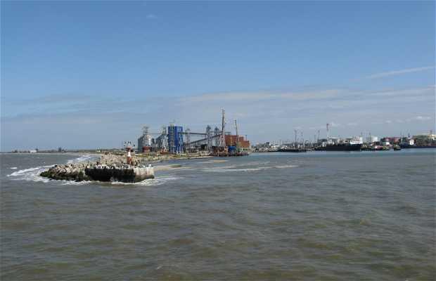 Traghetto dall'Ucraina alla Russia