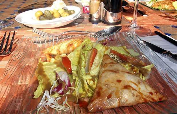 Restaurant Golf Marbella