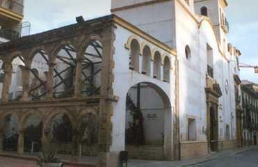 Conjunto Monumental Santo Domingo - Museo Bordados Paso Blanco
