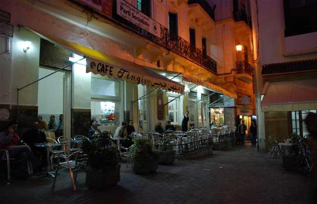 Petit Socco a Tangeri