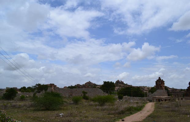 Ciudad de Vijayanagar
